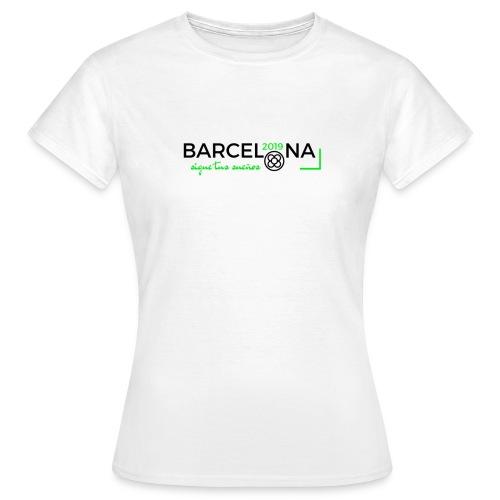 Barcelona - Frauen T-Shirt