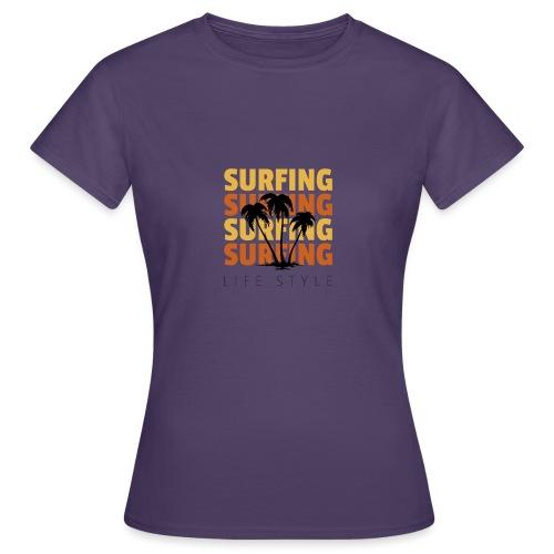 Design 134 - T-shirt Femme