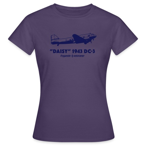 Daisy Flyby 1 - T-shirt dam