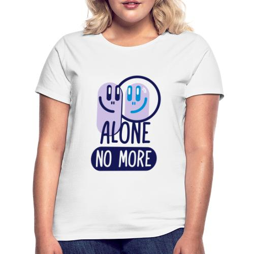 alone no more 3c ai - Women's T-Shirt