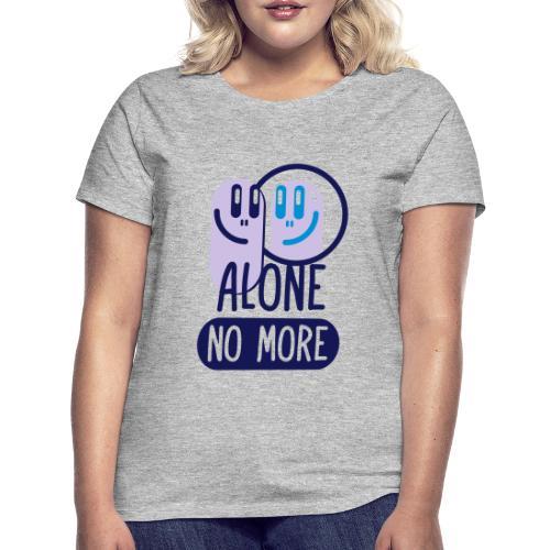 alone no more 3c ai - Women's T-Shirt