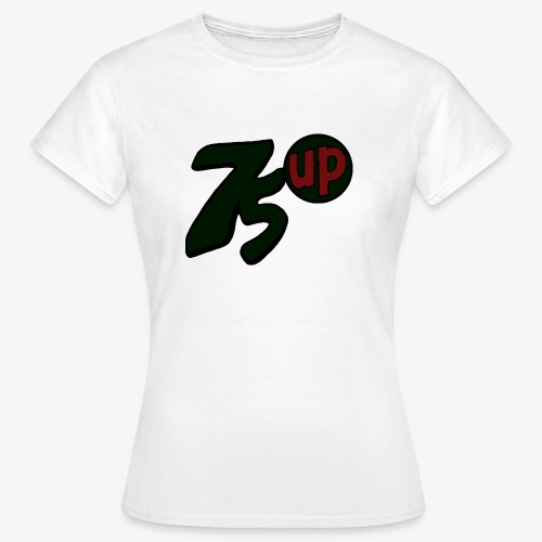 75 Up Logo - T-shirt dam