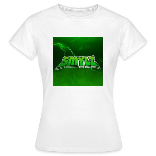 Lightning smylz logo - T-shirt dam