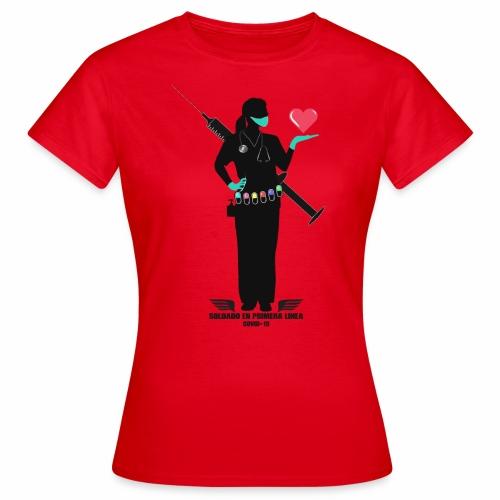 Nuestras Heroinas. - Camiseta mujer