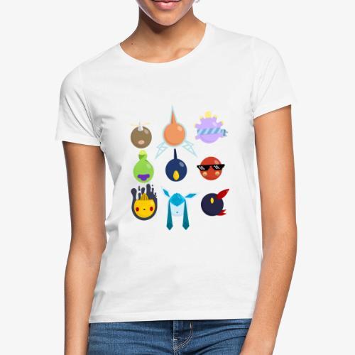 Sneazy-Gang - T-shirt Femme