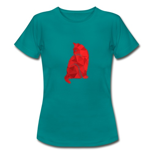 Cat - Frauen T-Shirt