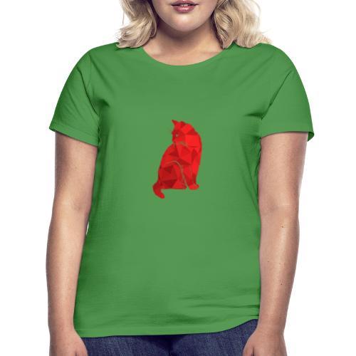 Cat - Frauen T-Shirt