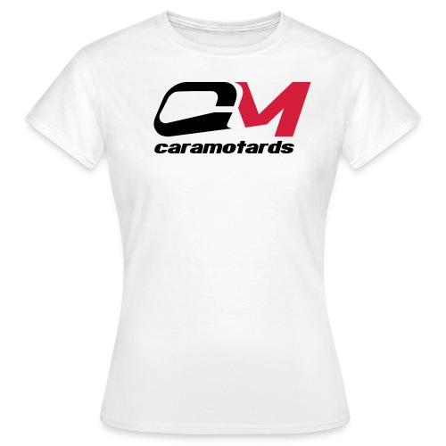 logo blanc cm2012 - T-shirt Femme