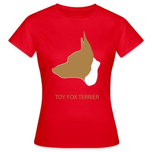 TFT Pää - Naisten t-paita