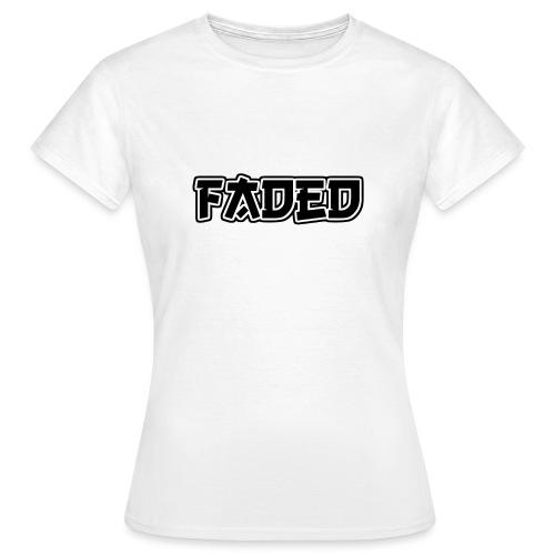 Faded - Frauen T-Shirt