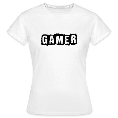D 40 Gamer - Frauen T-Shirt