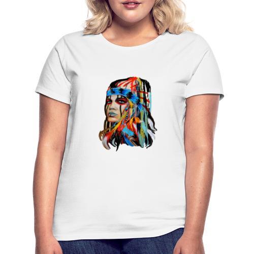 Pióra i pióropusze - Koszulka damska