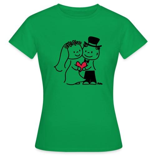 Brautpaar (c) - Frauen T-Shirt