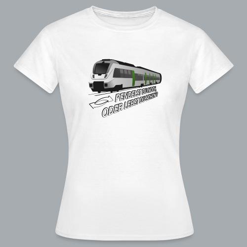 Pendeln - Frauen T-Shirt