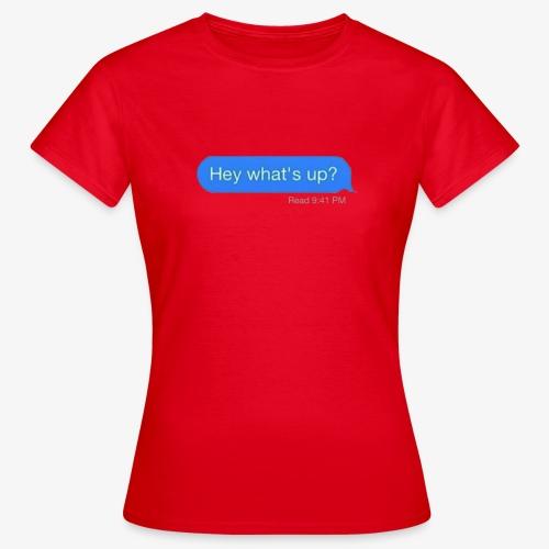 READAT - Women's T-Shirt
