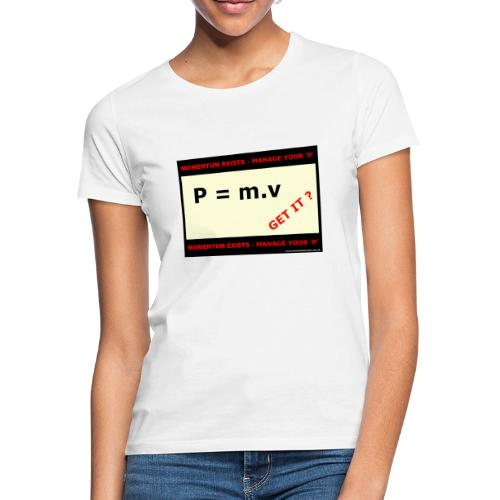 01_M-pmv_WP565_shp_288 - Women's T-Shirt