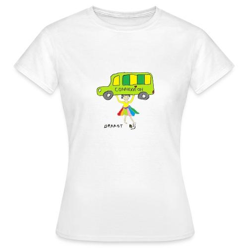 connexxiondraagtbij gdebr - Vrouwen T-shirt