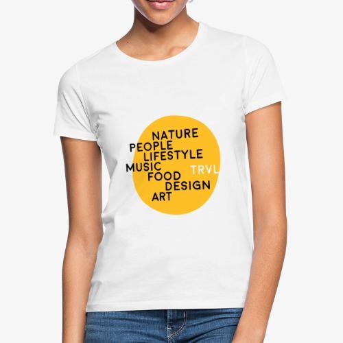 Wofür es sich zu reisen lohnt... - Frauen T-Shirt