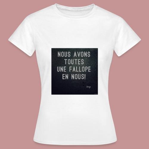 Fallope - T-shirt Femme