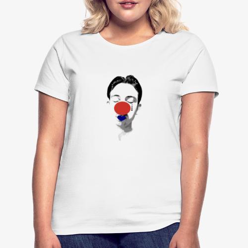 Klovn - T-skjorte for kvinner