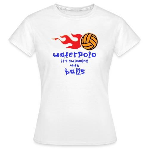 Waterpolo - Maglietta da donna