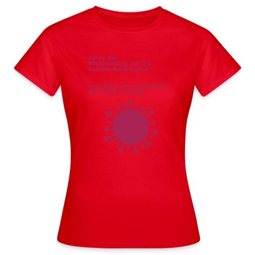 LausigeCoVid19 - Frauen T-Shirt