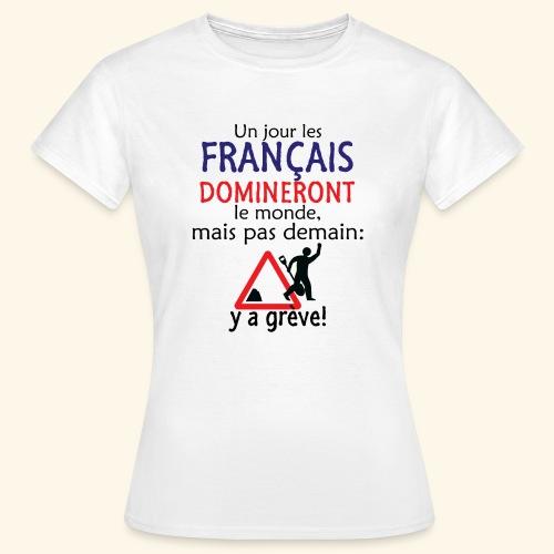 domination française - T-shirt Femme