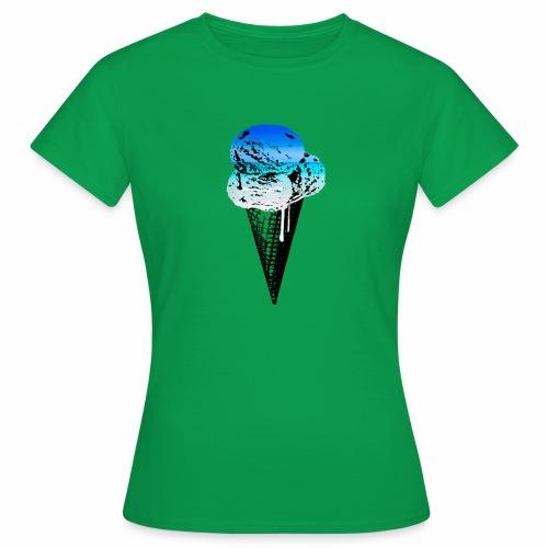Ice Cream Paradise - Frauen T-Shirt