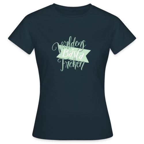 Bästa Fröken Grön - T-shirt dam