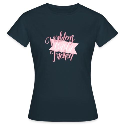 Bästa Fröken Rosa - T-shirt dam