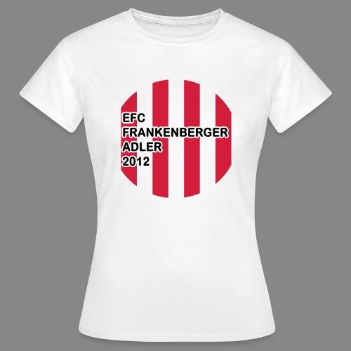 EFC Trikot-Style - Frauen T-Shirt
