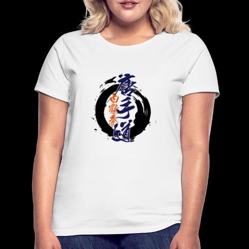 enso karatedo - Frauen T-Shirt