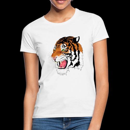 Sumatra Tiger - Frauen T-Shirt