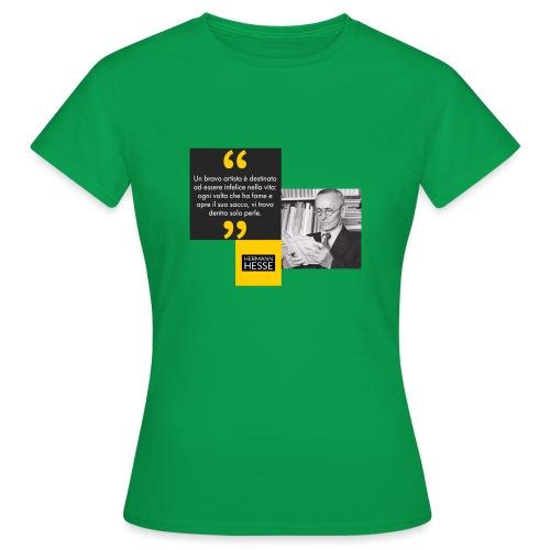 Hermann Hesse - Maglietta da donna