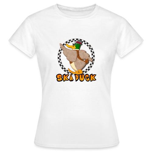 Ska Duck - Maglietta da donna
