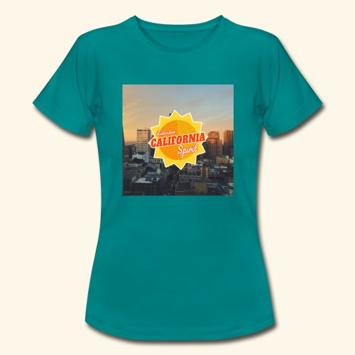California Spirit City - T-shirt Femme