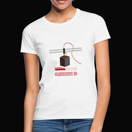 calibration - T-shirt Femme
