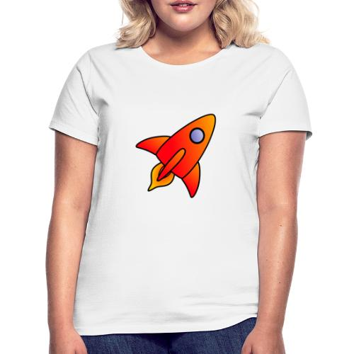 Red Rocket - Women's T-Shirt