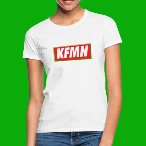 -KFMN- Boxed Design - Frauen T-Shirt
