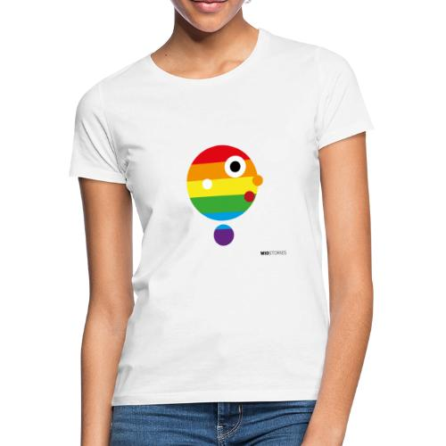WIO LGTBI - Camiseta mujer