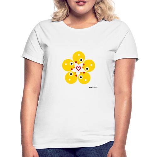 WIO LOVE - Camiseta mujer