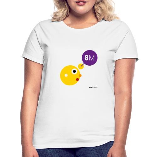 WIO 8M - Camiseta mujer
