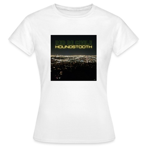 Houndstooth - Dame-T-shirt