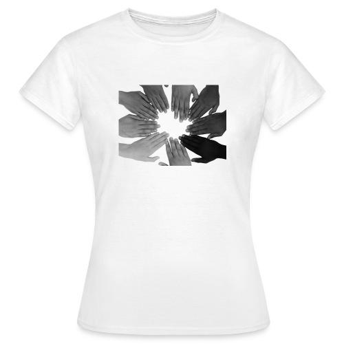 Ein Zeichen setzen - Frauen T-Shirt