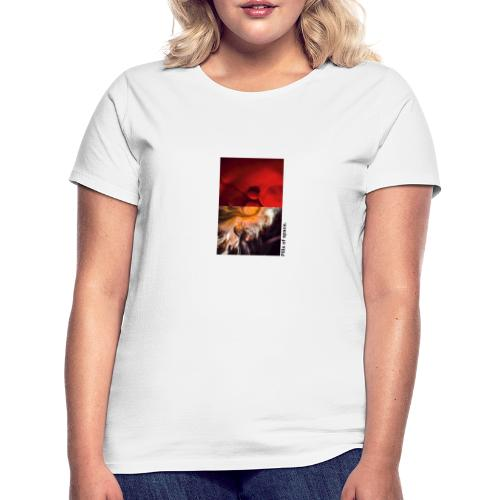 Pills of space. - Frauen T-Shirt