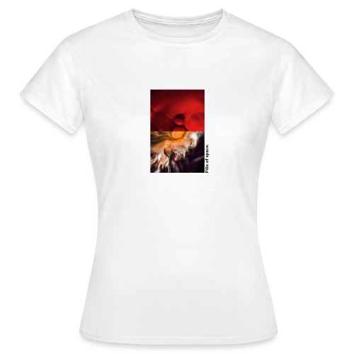 Pills of space. - Frauen T-Shirt