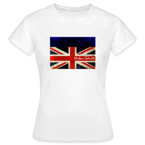 Brittish Flag - T-shirt dam