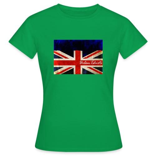 Brittish Flag - T-shirt dam
