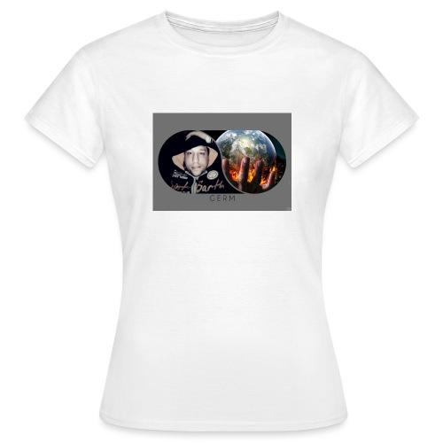 GERM - T-shirt Femme
