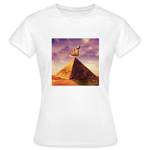 The Pyramid Of Fonzie - T-shirt Femme